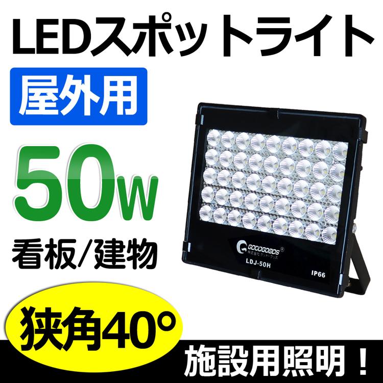 最新設計!コンパクト!極薄型・LED投光器 超高輝度の明るさ7020lm!