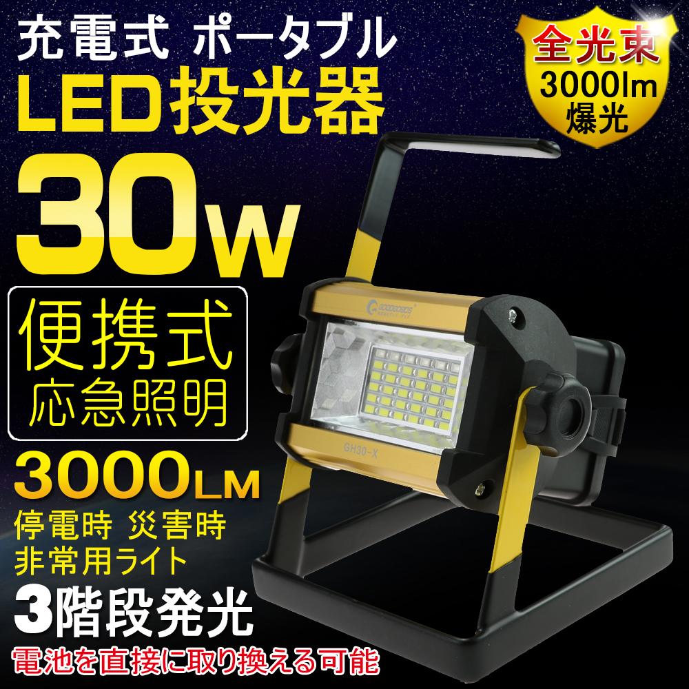 100w 投光器 明るい 安い セール 送料無料