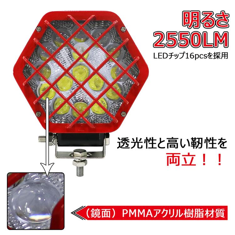 船用ライト トラック用ライト トラクター用ライト 重機用ledライト 建機に取付用 可動式LEDライト 可動式スタンド 路肩灯